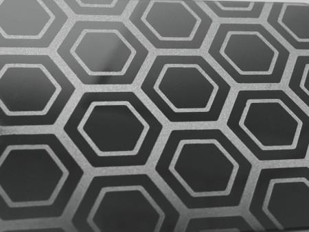 стенни панели за кабините на Synergy 200 - цвят Stainless Steel Honeycomb