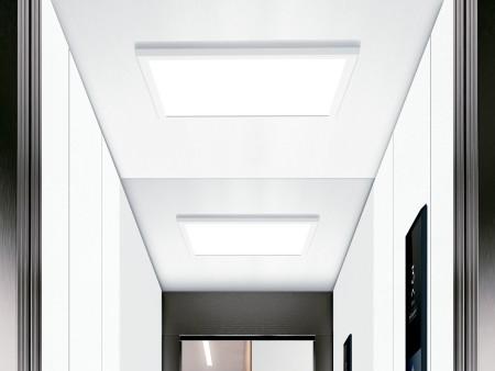 дизайн на таван Slim LED на асансьорна кабина Evolution 100 линия C