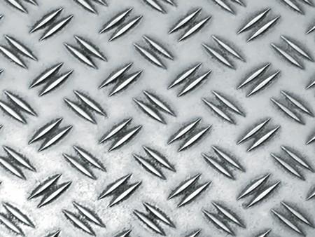 подова настилка за кабините на асансьор Evolution 100 - цвят Checker Plate
