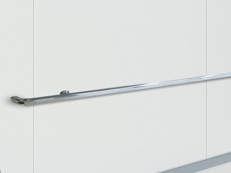 хромирани дръжки за кабина на асансьор ThyssenKrupp Synergy 100