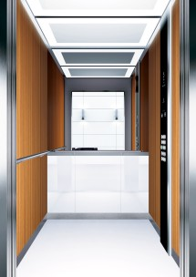 A31 дизайн на асансьорна кабина ThyssenKrupp Evolution 200