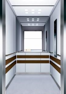 B14 дизайн на асансьорна кабина за асансьор ThyssenKrupp Evolution 200