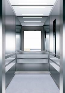 B15 дизайн на асансьорна кабина за асансьор ThyssenKrupp Evolution 200
