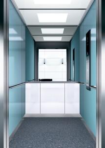 B30 дизайн на асансьорна кабина за асансьор ThyssenKrupp Evolution 200