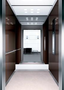 B32 дизайн на асансьорна кабина за асансьор ThyssenKrupp Evolution 200
