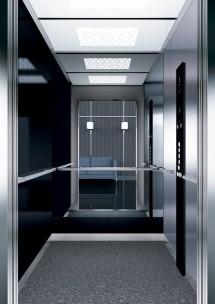 B44 дизайн на асансьорна кабина за асансьор ThyssenKrupp Evolution 200