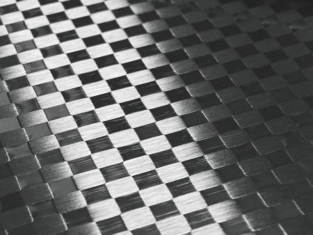 стенен панел дизайн Stainless Steel Checks за асансьор Thyssenkrupp Evolution 200