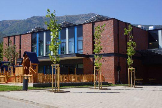 реализиран проект Парк училище Британика - снимка 1