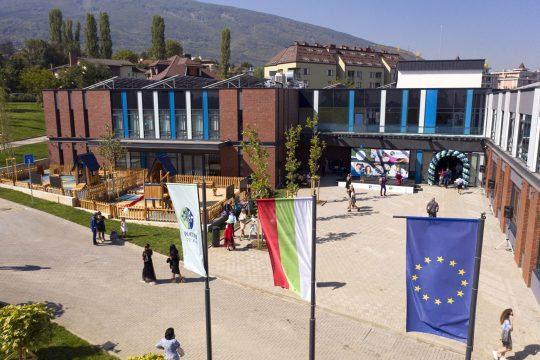 реализиран проект Парк училище Британика - снимка 2