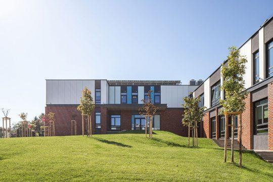 реализиран проект Парк училище Британика - снимка 7
