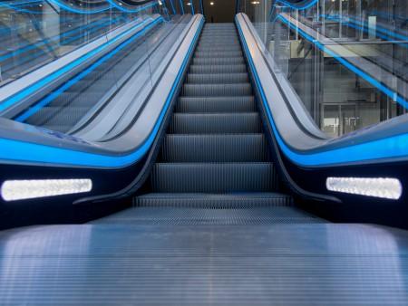 предпазни светлини за ескалатори